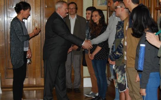 Desítka studentů ze čtyř kontinentů navštívila Prostějovsko. Přilákal je sem Mezinárodní astronomický kemp