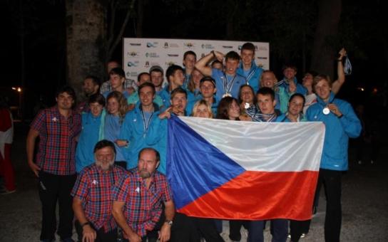 Litovelští vodáci byli na mistrovství světa v USA nejúspěšnější výpravou. Přivezli čtyři zlaté a šest stříbrných medailí