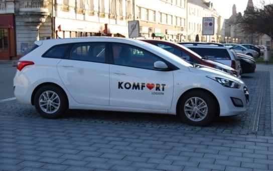 O Senior taxi je v Prostějově zájem, nejčastěji vozí klienty do nemocnice. Senioři zaplatí dvacku, zbytek doplácí město