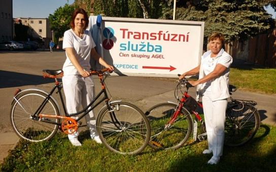 Na  kole, pěšky, na kolečkových bruslích - dva týmy šumperských upírů se rozhodly udělat něco pro své zdraví a fyzičku. Vybaveni jsou skvěle, takže svým obětem páchnout potem nebudou