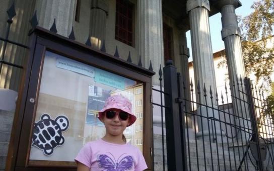Hledej želvu! V Olomouci opět 'jede' letní poznávací soutěž – symbol želvy z Arionovy kašny na Horním náměstí se ve čtvrtém ročníku objeví na dalších deseti památkách. Vítěze čekají nevšední zážitky