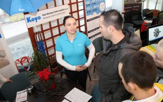 Burza práce a vzdělání v Šumperku veřejnosti opět přiblíží situaci na trhu práce. Informace od zaměstnavatelů mohou pomoci rovněž rodičům budoucích absolventů základních škol